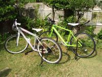 石垣レンタルバイク クロスバイク